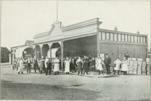 Korumburra Butter Factory 1920s