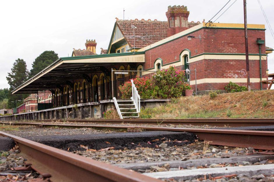 Korumburra Railway Station