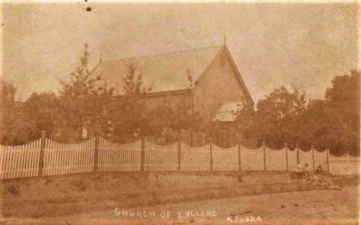 church of england early 1900s