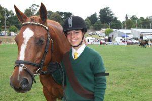 Korumburra Show - horse show