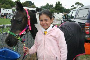 Korumburra Show - pony show