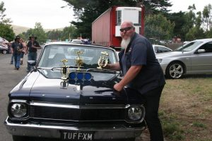 Korumburra Show - car display