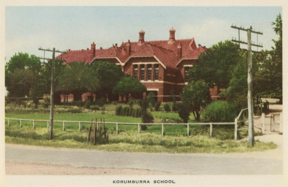 Korumburra School, historic